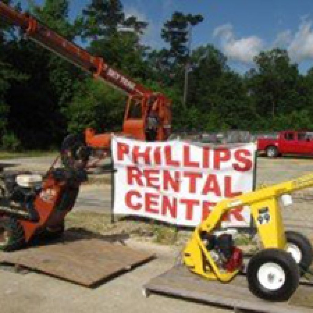 Phillips Building Supply Tool Rental Center