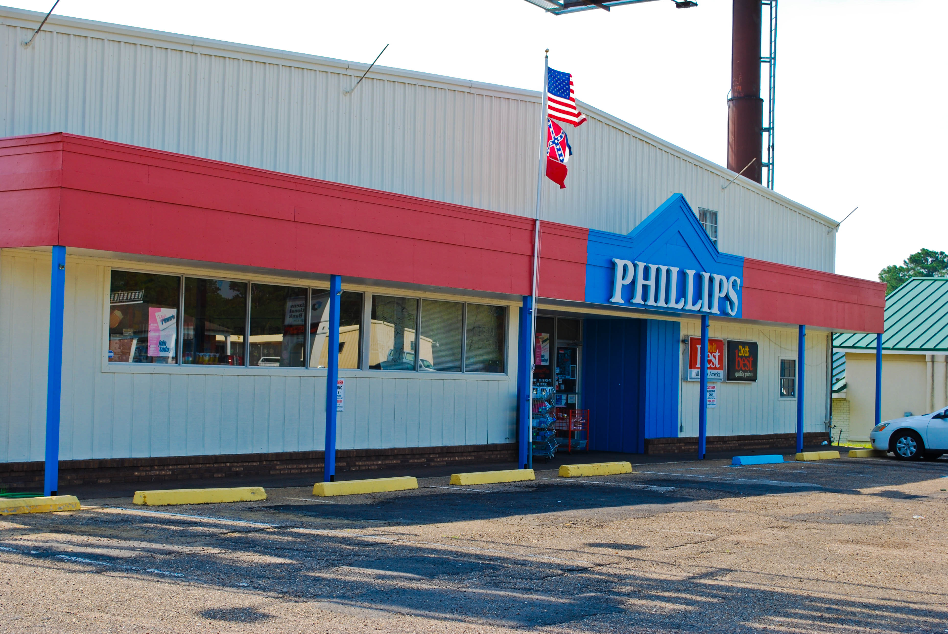 Phillips Building Supply Gulfport Laurel Picayune