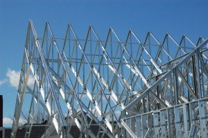 cold formed steel trusses