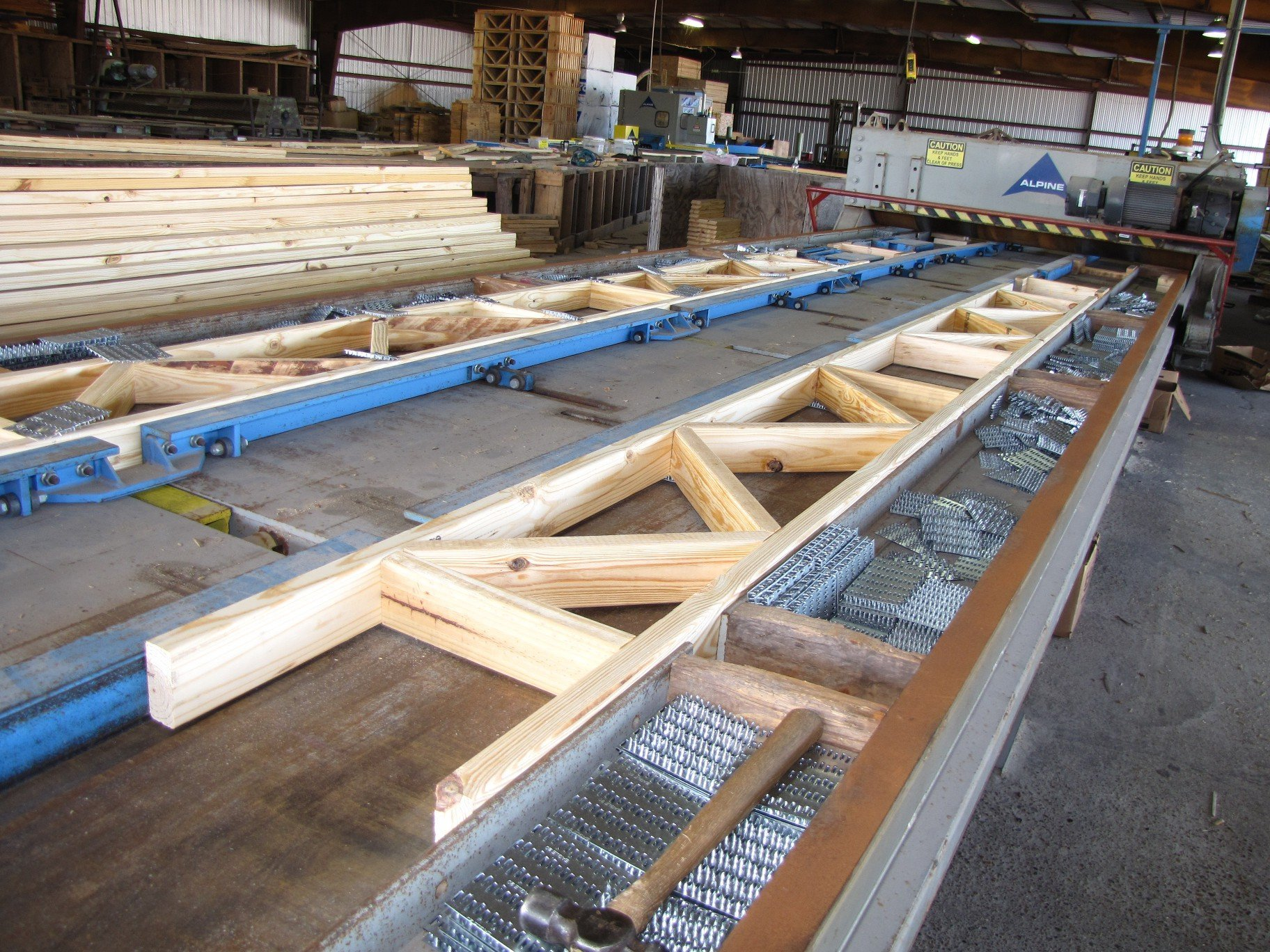 Roof Trusses Phillips Building Supply